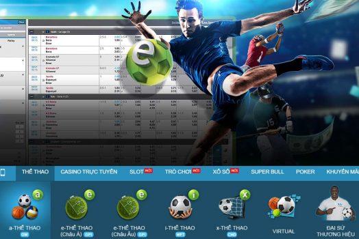 Hướng dẫn cách cá độ bóng đá W88 online hợp pháp