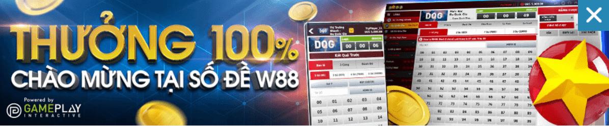 Khuyến mãi W88 - Tổng hợp khuyến mãi nhà cái W88 mới nhất