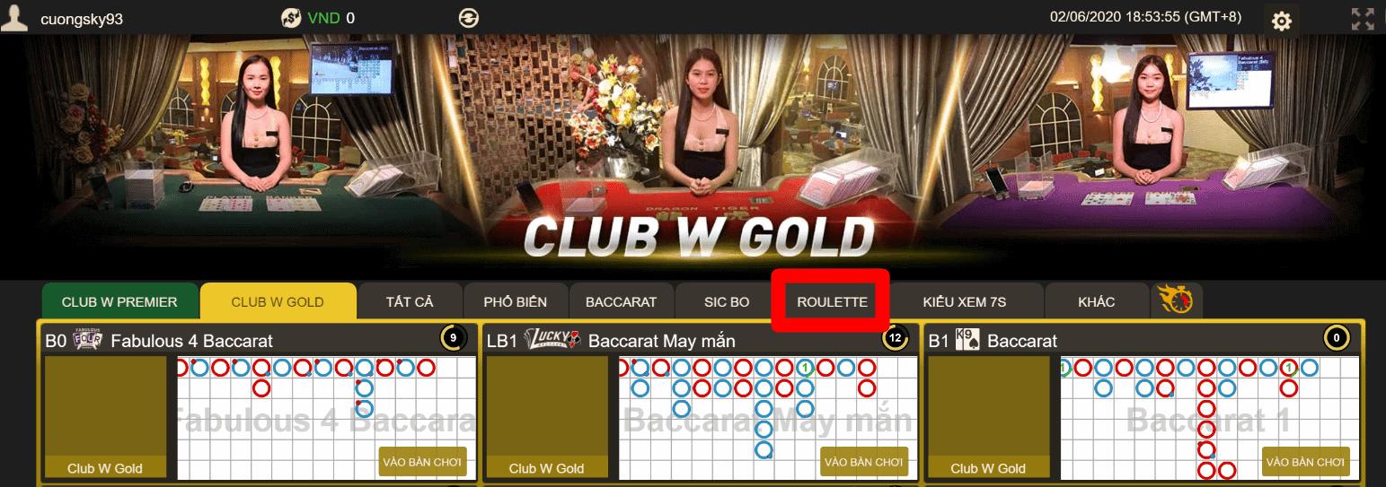 Roulette là gì? Hướng dẫn cách chơi roulette hiệu quả tại W88