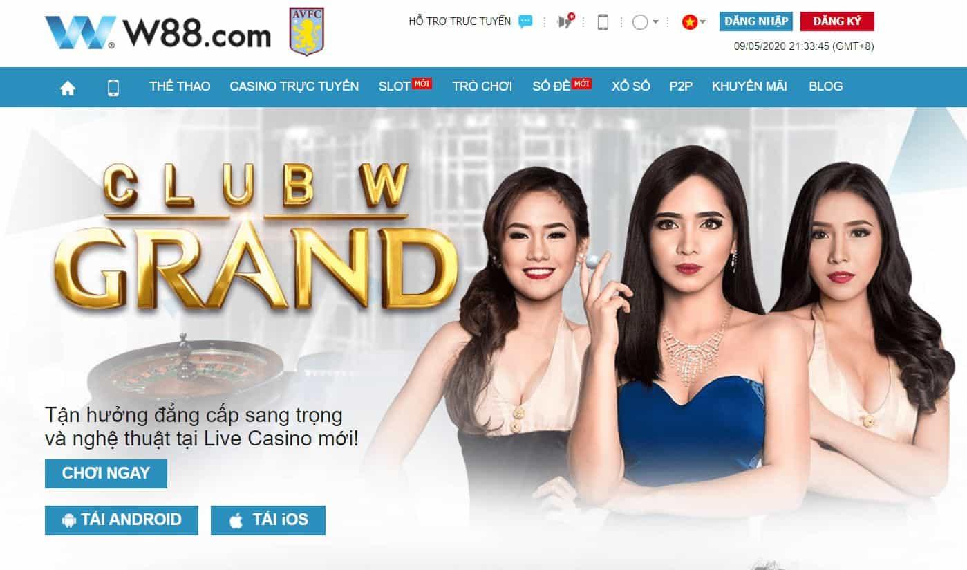 Casino là gì? Cách chơi casino trực tuyến uy tín tại W88