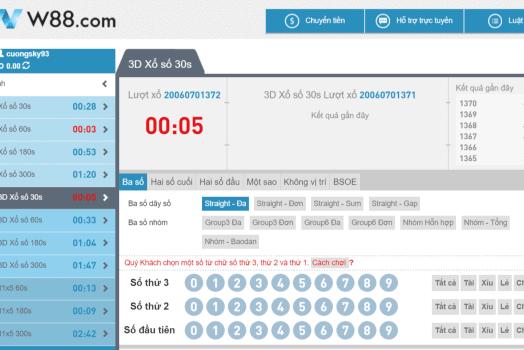 Lotto là gì? Hướng dẫn cách chơi xổ số Lotto tại W88