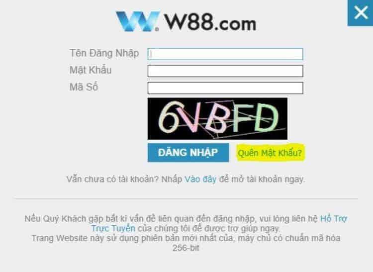 Tại sao tài khoản W88 bị khóa? và cách mở khóa nhanh chóng