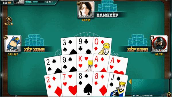 Game mậu binh- Cách chơi bài mậu binh online hot nhất từ W88