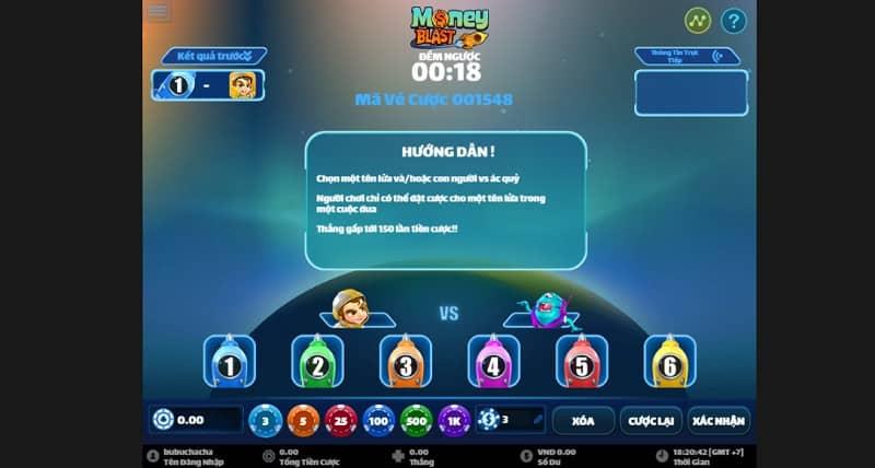 Money Blast là gì? Hướng dẫn chơi game Money Blast tại W88