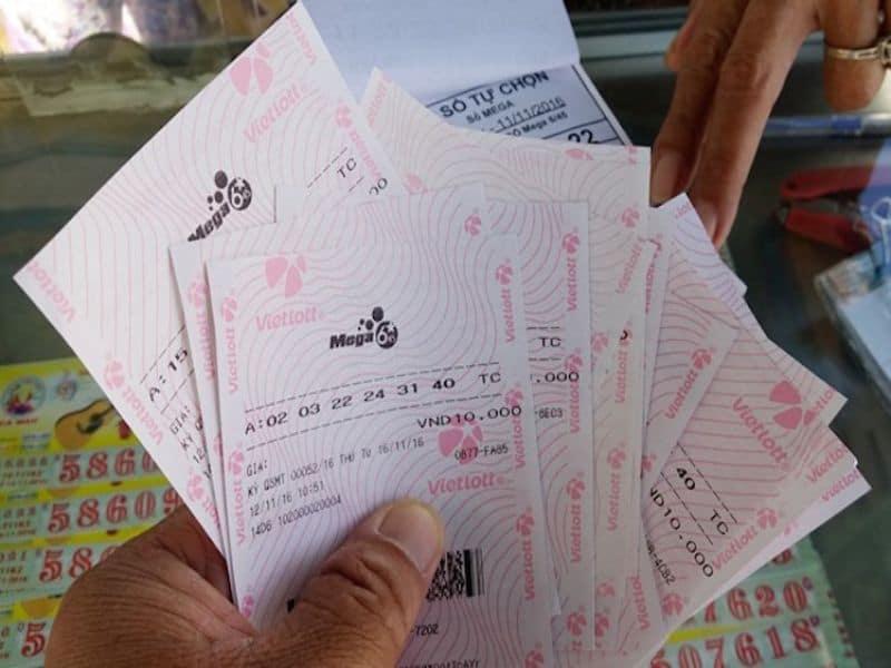 Nên mua nhiều vé Vietlott trong một kỳ