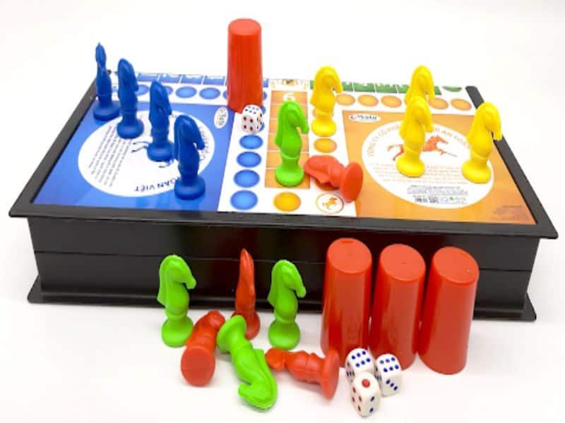 Cần nắm rõ luật chơi và cách chơi của cờ cá ngựa