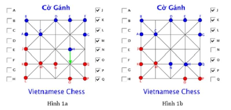 Hướng dẫn cách chơi cờ gánh online dễ hiểu nhất cho người mới