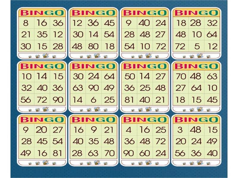 Trò chơi Bingo ngày càng được biến tấu thành nhiều kiểu khác nhau