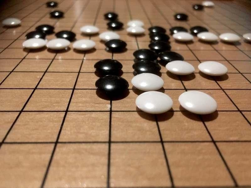 Cờ vây là một trò chơi trí tuệ có từ lâu đời nhất