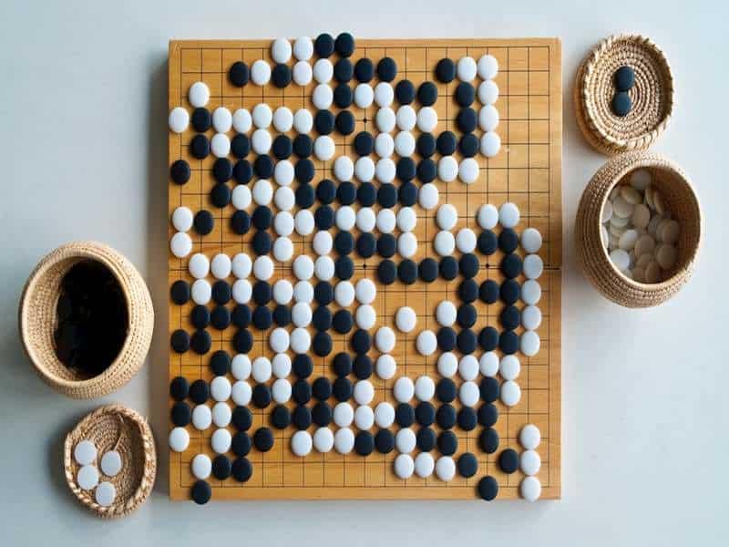 Người chơi cần phải luyện tập chơi cờ vây thường xuyên