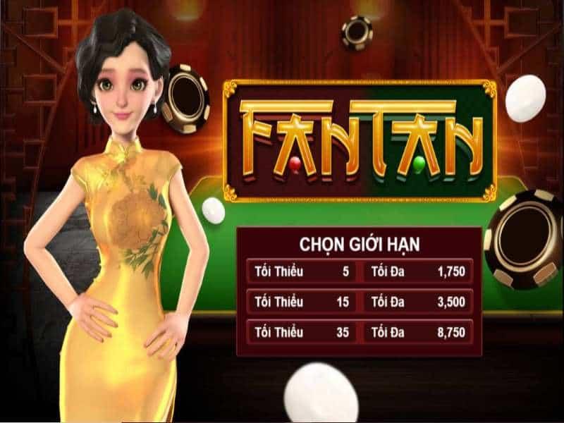 Fantan là gì? Hướng dẫn cách chơi Fantan tại W88