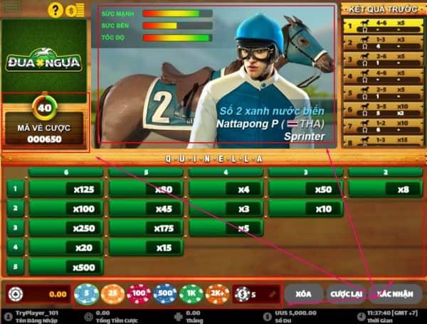 Cược 2 chiều Each-Way trong đua ngựa hoạt động như thế nào?