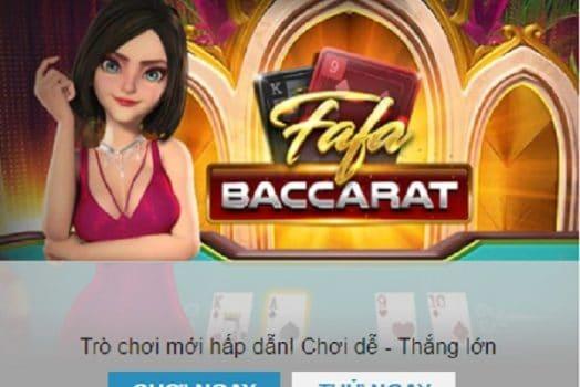 FaFa Baccarat W88 – Trò chơi mới vô cùng hấp dẫn tại w88