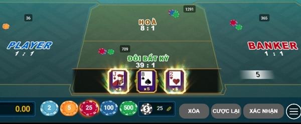 FaFa Baccarat W88 - Trò chơi mới vô cùng hấp dẫn tại w88