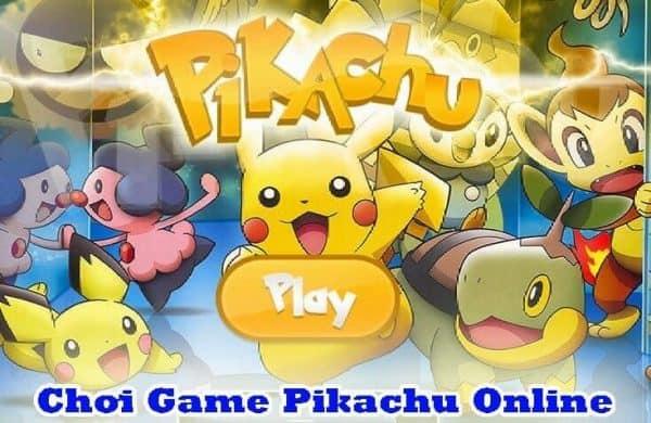 Hướng dẫn cách chơi Game pikachu cổ điển (game nối nối thú )