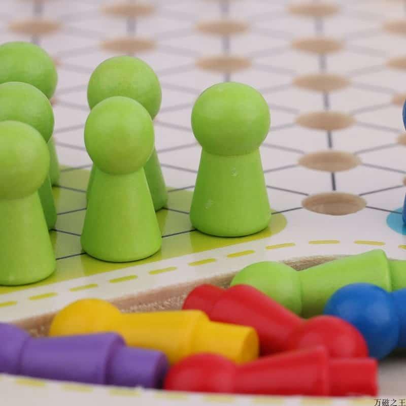 Hướng dẫn cách chơi cờ nhảy đơn giản và hiệu quả nhất