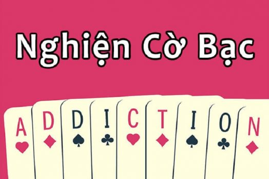 Nghiện cờ bạc, cách cai nghiện cờ bạc hiệu quả nhất cùng W88