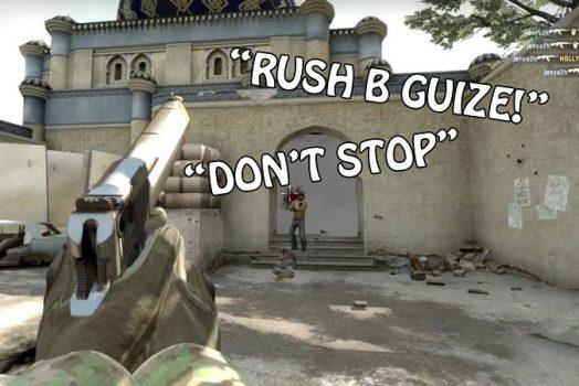 Rush là gì? Thuật ngữ Rush phổ biến trong tựa game online